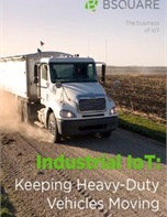 Industrial IoT: Keeping Heavy-Duty Vehicles Moving