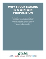 Why Truck Leasing is a Win-Win Proposition
