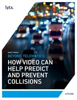 Beyond Telematics: How Video Can Help Predict and Prevent Collisions