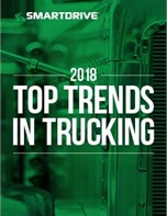 2018 Top Trends in Trucking