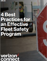 4 Best Practices for an Effective Fleet Safety Program