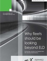 Why Fleets Should Be Looking Beyond ELD