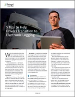 5 Tips to Help Drivers Transition to Electronic Logging