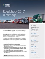 Roadcheck 2017 is Coming!