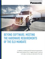 Beyond Software: Meeting the Hardware Requirements of the ELD Mandate