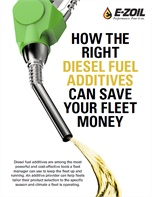 How the Right Diesel Fuel Additives Can Save Your Fleet Money