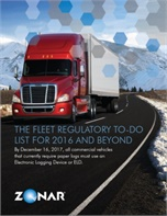 The Fleet Regulatory To-Do List for 2016 and Beyond