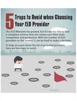 5 Traps to Avoid When Choosing an ELD
